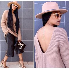 Instagram Fashion, Passion For Fashion, Knits, Fashion Forward, Winter Fashion, Africa, Street Style, Colour, Photo And Video