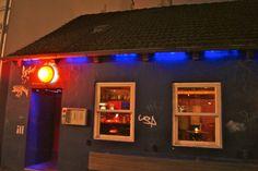 Blaues Barhaus in Hamburg