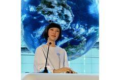 Japao revela o 1º robô apresentador de telejornal – futuro do jornalismo? - Blue Bus