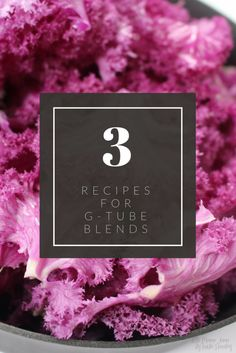 We switched from formula to a blended diet for our tubie years ago and never looked back! Here are 3 recipes for g-tube blends with fresh whole foods. Pureed Food Recipes, Whole Food Recipes, Peg Tube, Feeding Tube, Special Needs Kids, How Are You Feeling, Diet, Fresh, Foods