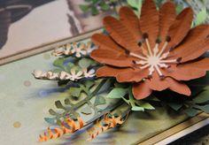 Hobbyboden's Blog: Floral Punch Craft