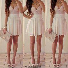 Cute dress for teens
