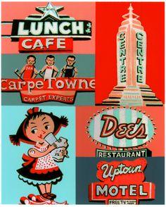 My Childhood Memories, Great Memories, Vintage Neon Signs, Vintage Ads, Retro Signage, Salt Lake City Utah, Old Signs, Googie, Slc