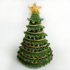 ¡Lo prometido es deuda! Tocaba un post lleno de espíritu navideño y patrones y en estas fechas era ya obligatorio. Algunos ya hemos montado nuestro árbol de navidad en casa. Otros estaréis a punto …