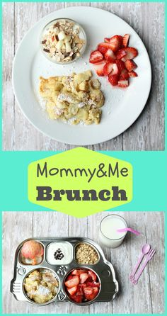 Rainy Day Mommy Brunch by mamabelly.com