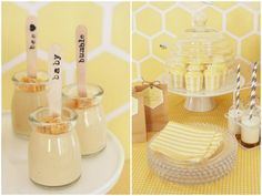 Bumble Bee Gender Reveal featured on The TomKat Studio (styled by Sharnel Dollar)