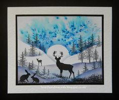 Hello there, Just a quick post from me today with a card that I've made for the very last Rudolph Day Challenge of this year. Many thank...
