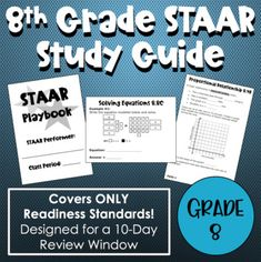 Math Study Guide, Math Word Walls, Guide Words, Pythagorean Theorem, Real Numbers, Solving Equations, Page Number, Math Test, Graphic Organizers