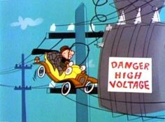 Mr Magoo should not have a drivers license. Mr Magoo can not be trusted to navigate a traffic circle either. Old School Cartoons, Old Cartoons, Classic Cartoons, Animated Cartoons, Cartoon Books, Cartoon Characters, My Childhood Memories, Sweet Memories, Mr Magoo