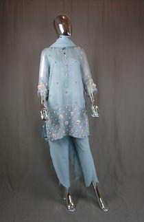 Buy Desi Clothes Online USA Pakistani Clothes Online, Pakistani Outfits, Desi Clothes, Kimono Top, Clothes For Women, Stuff To Buy, Usa, Tops, Fashion