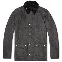 Barbour SL Bedale Herringbone Jacket.