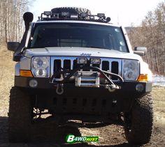 jeep commander custom | Airflow Snorkel Kit Jeep Commander Petrol Engine - S003P…