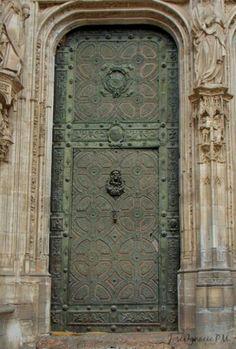 Puerta de los Leones Catedral Primada de Toledo