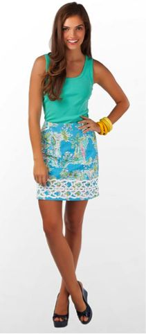 Lilly Pulitzer Roslyn Skirt