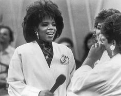 essay on oprah winfrey show