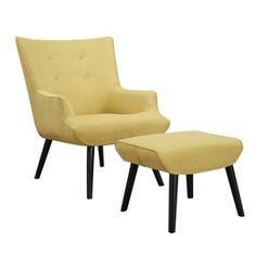 Cadeirao e pouf PAM