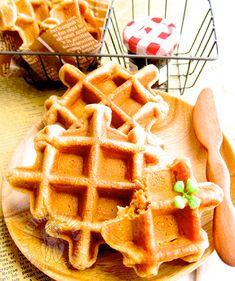 original flavour mochi waffle 原味麻糬松饼 ‧⁺◟( ᵒ̴̶̷̥́ ·̫ ᵒ̴̶̷̣̥̀ )