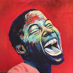 Artist Nelson Makamo's Dynamic Portraits of Johannesburg Children   Colossal