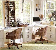 Home Office Furniture For Two People home office furniture for two people uqdnpi | decor & lamps