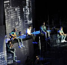 TMH Tour (First Show) ...