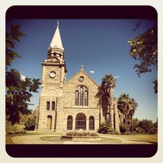 Church in Senekal South-Africa
