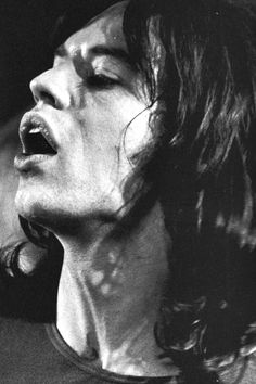 Only Mick Jagger, every day. Rock And Roll Bands, Rock N Roll, Their Satanic Majesties Request, Mick Jagger Rolling Stones, Billy Preston, Rolling Stones Logo, Bill Wyman, Singer One, Ronnie Wood