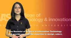 Online Information Technology Degree ASU Online Degrees