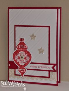 Sue Wdowik - Independent Stampin' Up! Demonstrator (Australia) Christmas in July