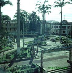 Plaza de españa en Sta. Isabel (Malabo)
