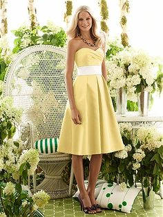 Dessy Collection Bridesmaid Style 6553 http://www.dessy.com/dresses/bridesmaid/6553/ love it xxx