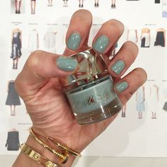 loving this color for a fresh spring mani