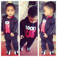 Little Dope girls with swag best photo