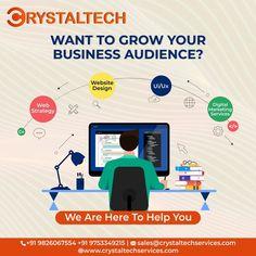 It Service Provider, Digital Web, Growing Your Business, Ui Design, Marketing, User Interface Design