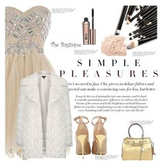 """""""The Bagtique 21"""" by lara-fam ❤ liked on Polyvore featuring Bagtique, Topshop, Juicy Couture, Benefit, Balmain, women's clothing, women's fashion, women, female and woman"""