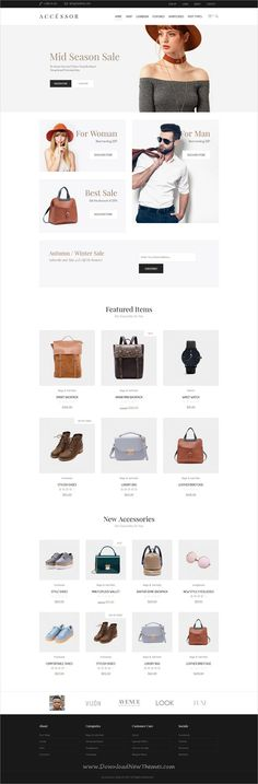 Accessories shop is beautiful #responsive WooCommerce #WordPress theme for stunning #eCommerce website with 12 unique homepage layouts download now➩ https://themeforest.net/item/accessories-shop-online-store-woocommece-shopping-wordpress-theme/19410984?ref=Datasata