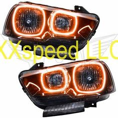 2014 Dodge Charger Headlights