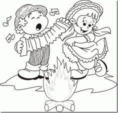 Resultado de imagen para dibujos para colorear dia de la tradicion Gaucho, Celtic Designs, Folklore, Coloring Pages, Minnie Mouse, Disney Characters, Fictional Characters, Crafts For Kids, Snoopy