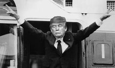 """Donald J. Trump on Twitter: """"How low has President Obama gone to tapp my phones during the very sacred election process. This is Nixon/Watergate. Bad (or sick) guy!"""""""