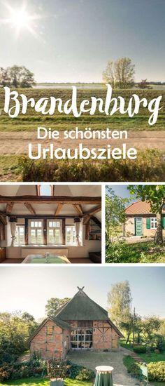 Brandenburg steht für das gewässerreichste Bundesland. Darüber hinaus besticht Brandenburg mit einer abwechslungsreichen Landschaft und schönen Städten wie Potsdam. #Reisetipps #Reiseblog #Travel #Deutschland #Brandenburg #Fachwerk #Inspiration #Urlaubstipps