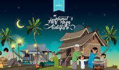 Season : Hari Raya 2016Hampers & Packaging Design