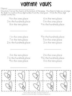 Ms. Preppy: place value