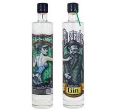 Rusted Crow Spirits Ginstache Gin