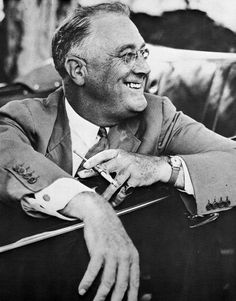 VOICE: Franklin D. Roosevelt Remembered for his fireside chats during his presidency, FDR used his speaking ability and friendly voice to gain confidence and trust from citizens. His voice is trustworthy and convincing. This is why he is a voice for our i Franklin Roosevelt, Native American History, British History, Marine Corps Humor, List Of Presidents, Army Girlfriend, Hometown Heroes, Medical Design