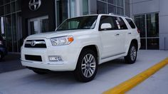 2013 Toyota 4Runner Limited - my baby!