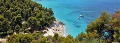 Andrines Beach, Skopelos Island, Sporades greece