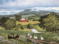 Between Showers by John Sloane
