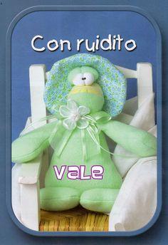 como hacer un muñeco raton tela - Revistas de manualidades gratis
