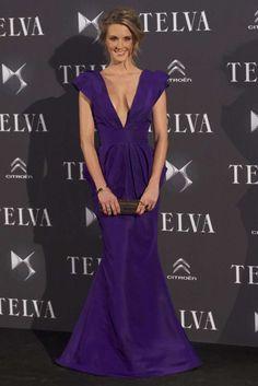 Premios Telva 2013: Fotos alfombra roja en Madrid - Premios Telva Moda 2013: Astrid Klissans