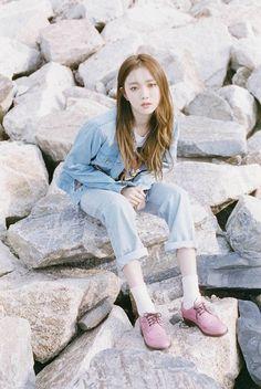 beauty women photo as you like Korean Actresses, Korean Actors, Actors & Actresses, Lee Sung Kyung Fashion, Korean Celebrities, Celebs, Korean Girl, Asian Girl, Weightlifting Fairy Kim Bok Joo