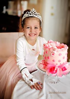 pretty princess tea party!